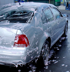 Car Wash Tips Water Spots