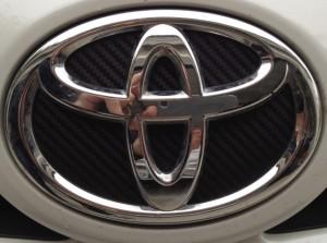 Carbon Fiber Emblems