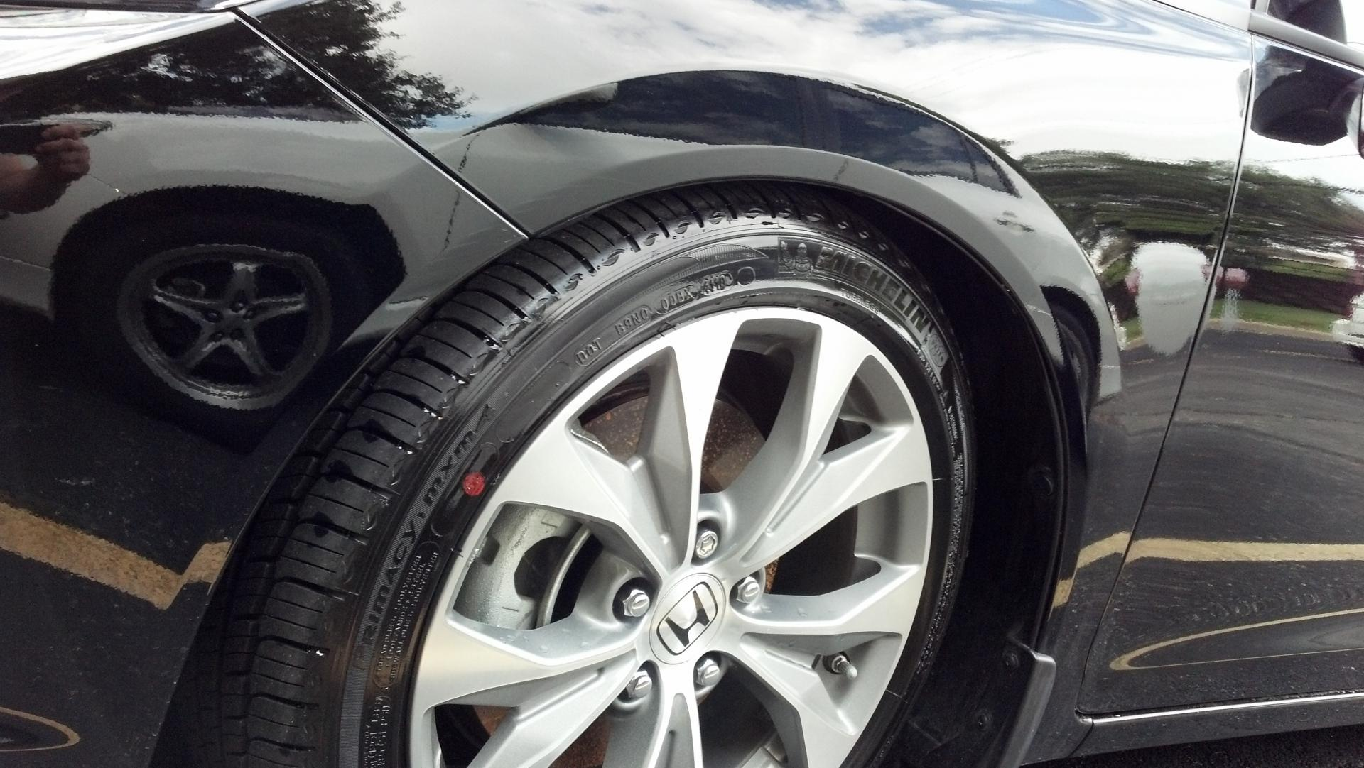 Cleaning Your Tires To Achieve The Best Tire Shine